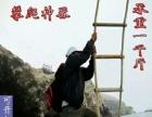 攀岩攀登防护软梯