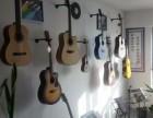 琴行低价销售古筝吉他