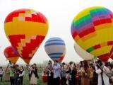 宝鸡热气球租赁,热气球婚礼,活动策划,摄影摄像