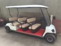 八座电动高尔夫球车观光车看房车批发
