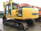 二手小松200-8挖掘机直销原装进口低价出售