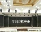 深圳市威格光电专业生产室内全彩灯光音响大屏幕,