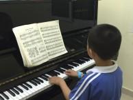 白石洲学钢琴暑假培训短期速成班