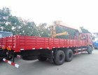 上海东风6.3吨随车吊厂家直销