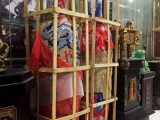 西安公司开业落地大摆件,树脂青铜鼎搬迁送的工艺品礼品大摆件