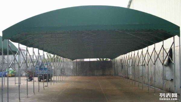 推拉蓬 推拉雨棚 大排档推拉蓬 移动推拉雨篷