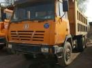 出售德龙,奥龙,金刚,北奔,豪沃等后八轮自卸车4年8万公里9万