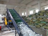 CRSTA回收输液瓶处理设备,医疗废瓶环保处理生产线