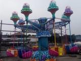 逍遥水母欢快游乐设备 适用于广场 游乐场 公园等地