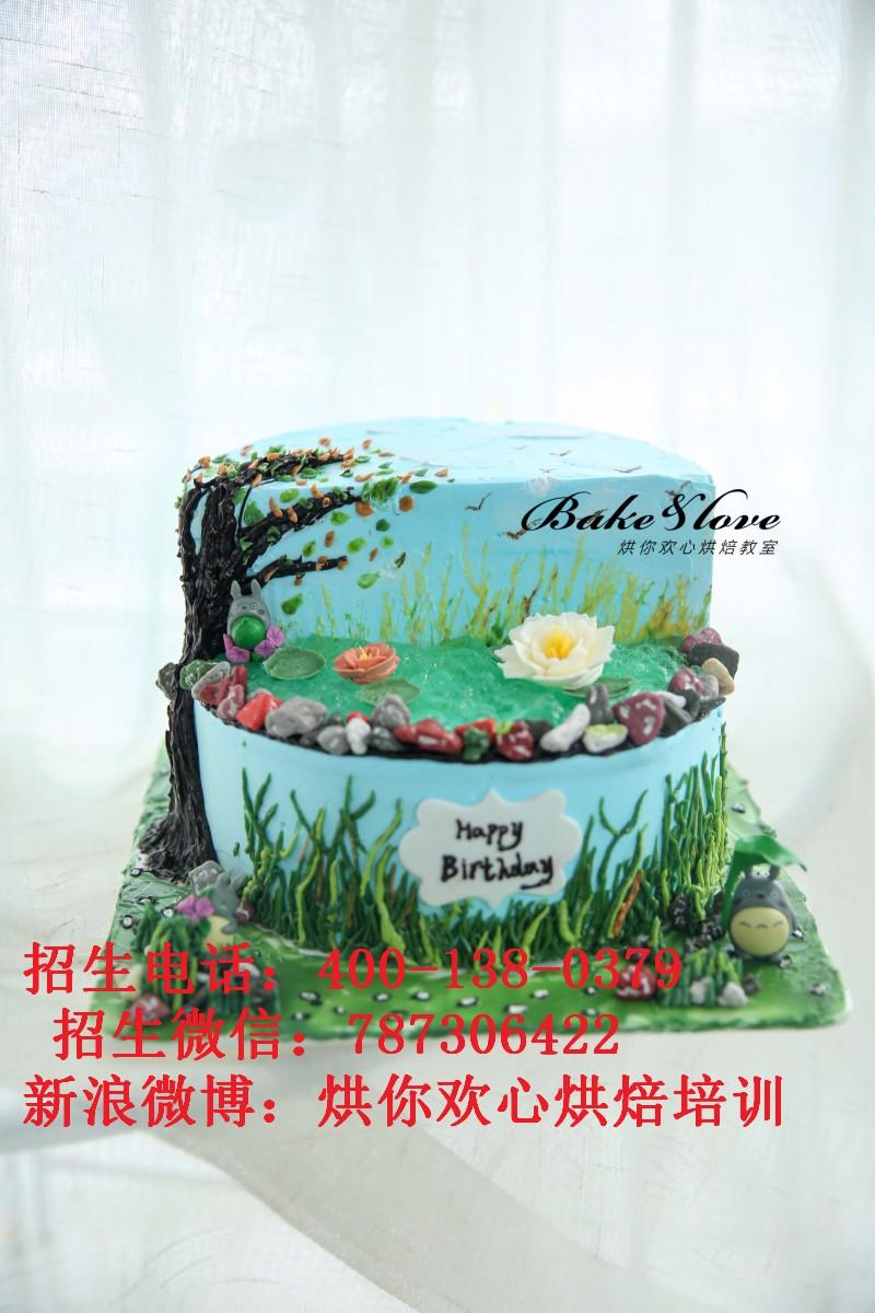 在哪里学做蛋糕比较好?要花多少钱?_求艺网