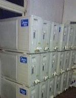 长沙立雄空调租赁公司,长期为出租房,建筑工地,学校提供空调