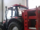 石油管道焊接专用拖拉机发电电焊一体机