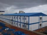 武汉活动板房专业厂家 沌口岩棉防水彩钢房生产