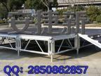 铝合金活动舞台 配置齐全安捷新舞台设备厂 厂家直销拼装舞台