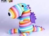 【响鱼】袜子娃娃DIY材料包 龙年礼物