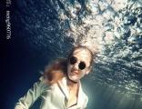 深海大鲨鱼水下摄影客片欣赏