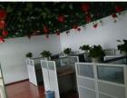 安粮东怡金融广场220平,3个办公室带家具中央空调