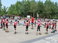 通州 专业少儿速度轮滑培训 运河文化广场 万达