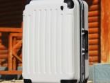 GNZA 银座铝框拉杆箱万向轮旅行箱行李箱登机箱学生箱包24寸-1037
