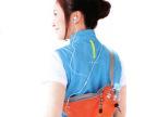 韩版 百搭运动多功能贴身收纳腰包 斜跨包 休闲包