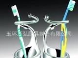 【交货及时】不锈钢牙刷架,牙刷架 创意牙