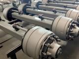 济宁富华机械车桥厂原厂定制半挂车空气悬挂系统总成支持出口
