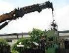 金华专业起重吊装 叉车搬运 设备搬运 口碑好