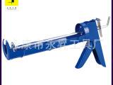 各种厚度要求半圆齿杆压胶枪 玻璃胶枪