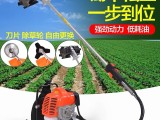 耐用果园开沟机 小型开沟锄草机 葡萄埋藤机 功能齐全