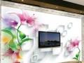 漳州3D彩雕电视背景墙壁画 专业个性定制 厂家直销