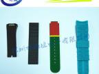 深圳硅胶制品厂家供应各种款式的手表带 可订做各种颜色
