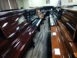 高中低端二手鋼琴配送全國質保兩年三角鋼琴立式鋼琴