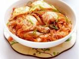 东亚韩国泡菜山东韩式泡菜朝鲜辣白菜