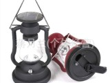 太阳能灯 马灯 手摇充电野营灯 太阳能充电帐篷灯 手提灯