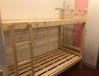 单层床双层床 高低床上下铺 单人床实木子母床