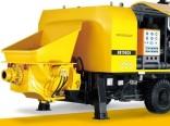 混泥土输送泵 地泵出租 细石地泵湿喷机厂家