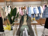广州品牌女装淑女坊时尚女装冬装专柜撤柜冬装上市