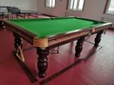 阳曲台球桌器材销售 台球用品配件出售 包送货安装