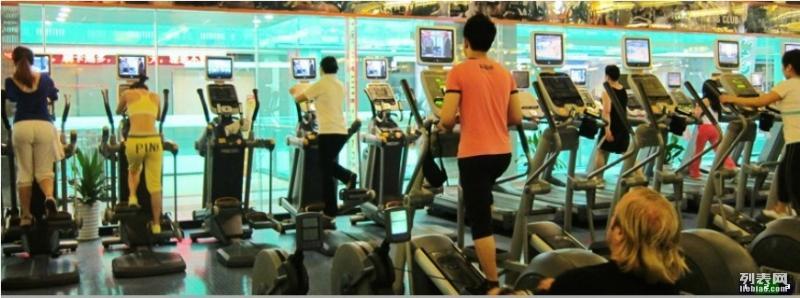 南山健身 后海健身 海岸城健身 力美健健身俱乐部