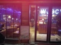 世纪东城,餐饮一条街。