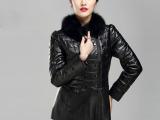 【淘工厂海宁皮衣】真皮绵羊皮时尚休闲男女式皮衣皮羽绒