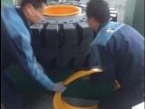 铲车实心轮胎20.5/70-16工程机械轮胎