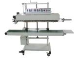 宠物食品立式双加热连续封口机SPM-400P厂家价格