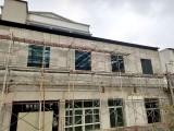 自建房 房屋加盖旧楼改造外墙保温,保温装饰一体板