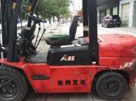 转让二手叉车杭叉二手杭州叉车3.5吨原装正品