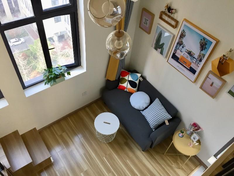 下沙银泰 中豪七格 地理位置佳 小区环境优美 拎包入住中豪七格