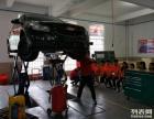 荆州创业学校暑期夏令营活动之汽车实训