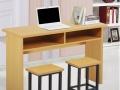 批发学生课桌长条型培训桌学校辅导班课桌椅补习班双人课桌椅