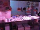 海鲜零售档口转让