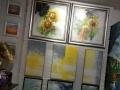 宜昌手绘艺术装饰 手绘墙电视背景墙 样板房墙体彩绘